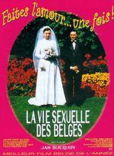 Affiche La Vie sexuelle des Belges 1950-1978