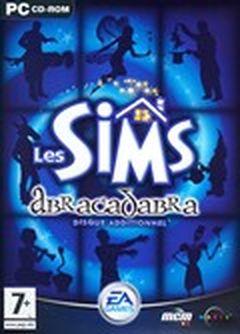 Jaquette Les Sims : Abracadabra