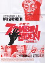 Affiche Zombinladen : The Axis of Evil Dead