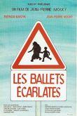 Affiche Les Ballets écarlates