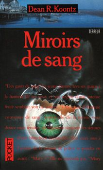 Couverture de Les miroirs de sang
