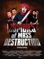 Affiche Zombies of Mass Destruction