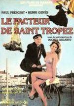 Affiche Le Facteur de Saint-Tropez