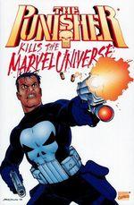 Couverture Punisher Kills The Marvel Universe