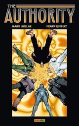 Couverture The Authority (Wildstorm Deluxe), tome 2