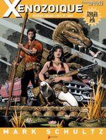 Couverture Après la fin - Chroniques de l'Ère Xenozoïque, tome 1