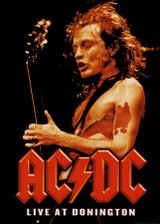Affiche AC/DC Live at Donington