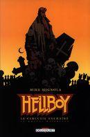 Couverture Le Cercueil enchaîné - Hellboy, tome 3