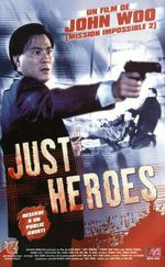 Affiche Just Heroes