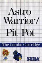 Jaquette Astro Warrior / Pit Pot