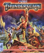 Jaquette World of Aden: Thunderscape