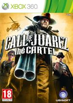 Jaquette Call of Juarez : The Cartel
