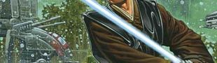 Couverture Dernier Combat sur Jabiim - Star Wars : Clone Wars, tome 3