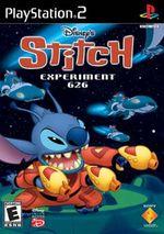 Jaquette Stitch : Expérience 626