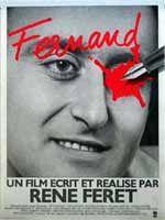 Affiche Fernand