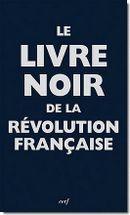 Couverture Le livre noir de la Révolution Française