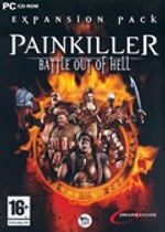 Jaquette Painkiller : Battle Out of Hell