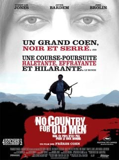 Affiche No Country for Old Men