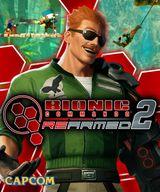 Jaquette Bionic Commando Rearmed 2