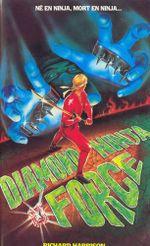 Affiche Diamond Ninja Force