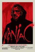 Affiche Maniac