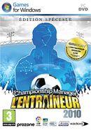 Jaquette L'Entraîneur 2010