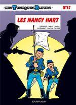 Couverture Les Nancy Hart - Les Tuniques bleues, tome 47