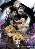 Affiche Fullmetal Alchemist : Conqueror of Shamballa