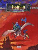Couverture Du Ramdam chez les brasseurs - Donjon Monsters, tome 6