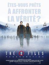 Affiche The X-Files : Régénération