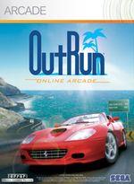 Jaquette OutRun Online Arcade
