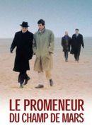 Affiche Le Promeneur du Champ-de-Mars