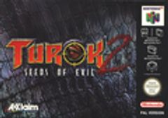 Jaquette Turok 2 : Seeds of Evil