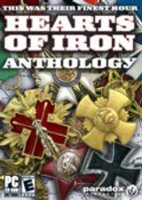 Jaquette Hearts of Iron Anthology