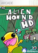Jaquette Alien Hominid HD