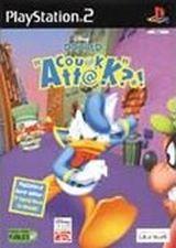 Jaquette Donald Duck : Cou@k Att@ck ?*!