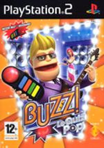 Jaquette Buzz ! Le Quiz Pop