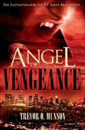 Couverture Angel of Vengeance
