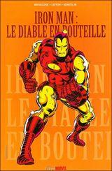 Couverture Iron Man : Le Diable en bouteille