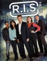 Affiche R.I.S Police Scientifique