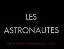 Affiche Les Astronautes