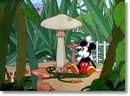 Affiche Le Jardin de Mickey