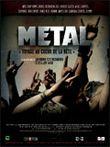 Affiche Metal : Voyage au coeur de la bête