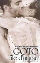 Affiche Goto, l'île d'amour