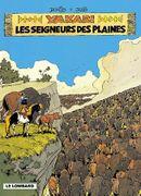 Couverture Les Seigneurs des plaines - Yakari, tome 13