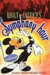 Affiche L'heure symphonique
