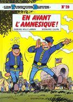 Couverture En avant l'amnésique ! - Les Tuniques bleues, tome 29