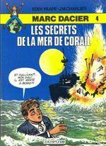 Couverture Les secrets de la mer de Corail - Marc Dacier, tome 4