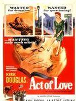 Affiche Un Acte d'amour