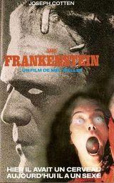 Affiche Lady frankenstein, cette obsédée sexuelle